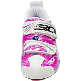 Sidi T-4 Air Carbon Shoes Women pink